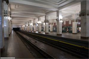 Бах в метро. Часть вторая «Московская»