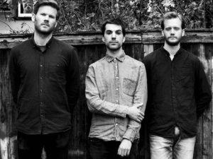 Новый скандинавский джаз. Jonas Cambien Trio (Норвегия/Бельгия)