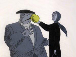 Взрослая анимация Прийта Пярна   Программа эстонского кино