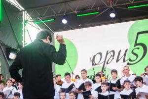 Третий фестиваль современной академической музыки Opus 52